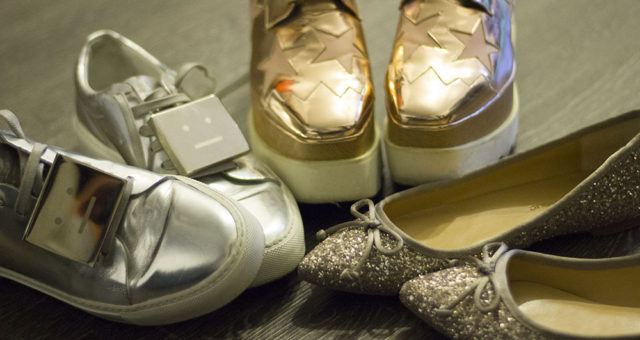 Metallic Shoe Roundup